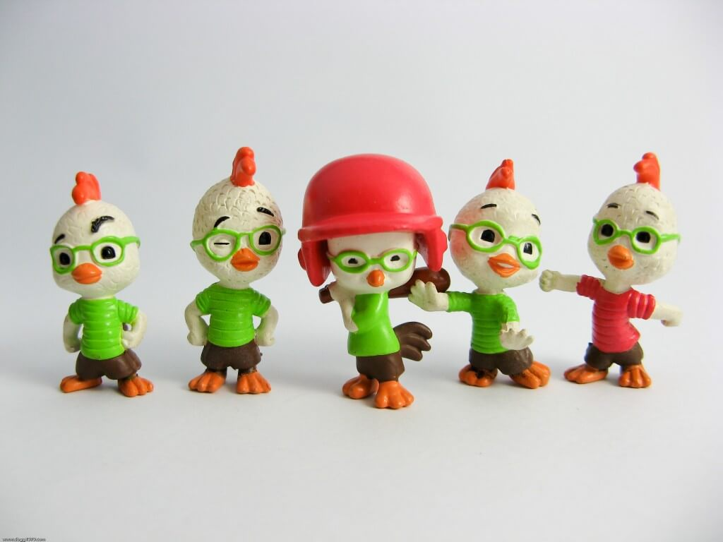 Chicken Little eBay DSR