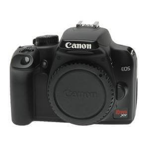 Canon EOS 1000D Rebel XS 10.1 M Digital SLR DSLR Camera