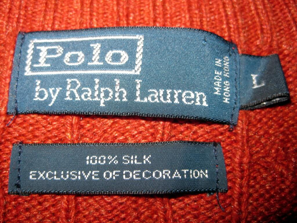 Silk Polo Ralph Lauren eBay
