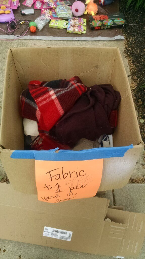 Fabric Lot eBay