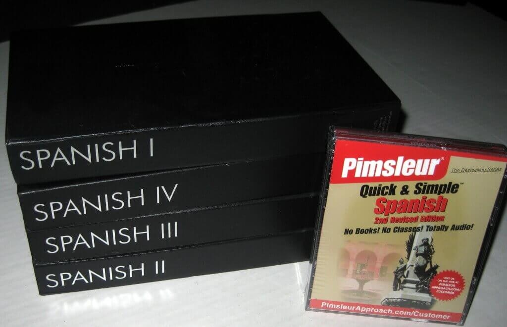Pimsleur Gold Edition eBay