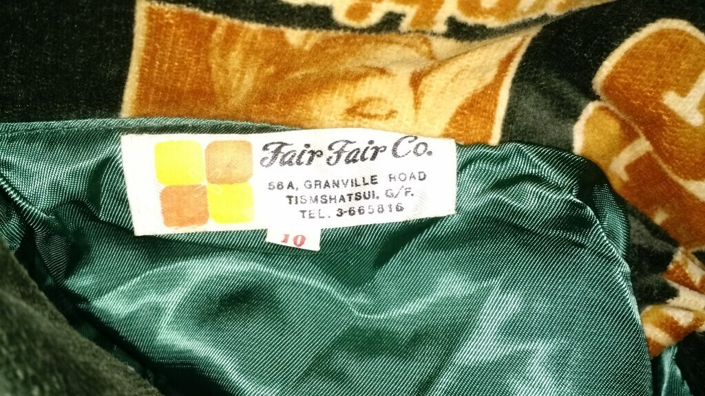 Italian Dress eBay Research Green Ladies Pretty Tag