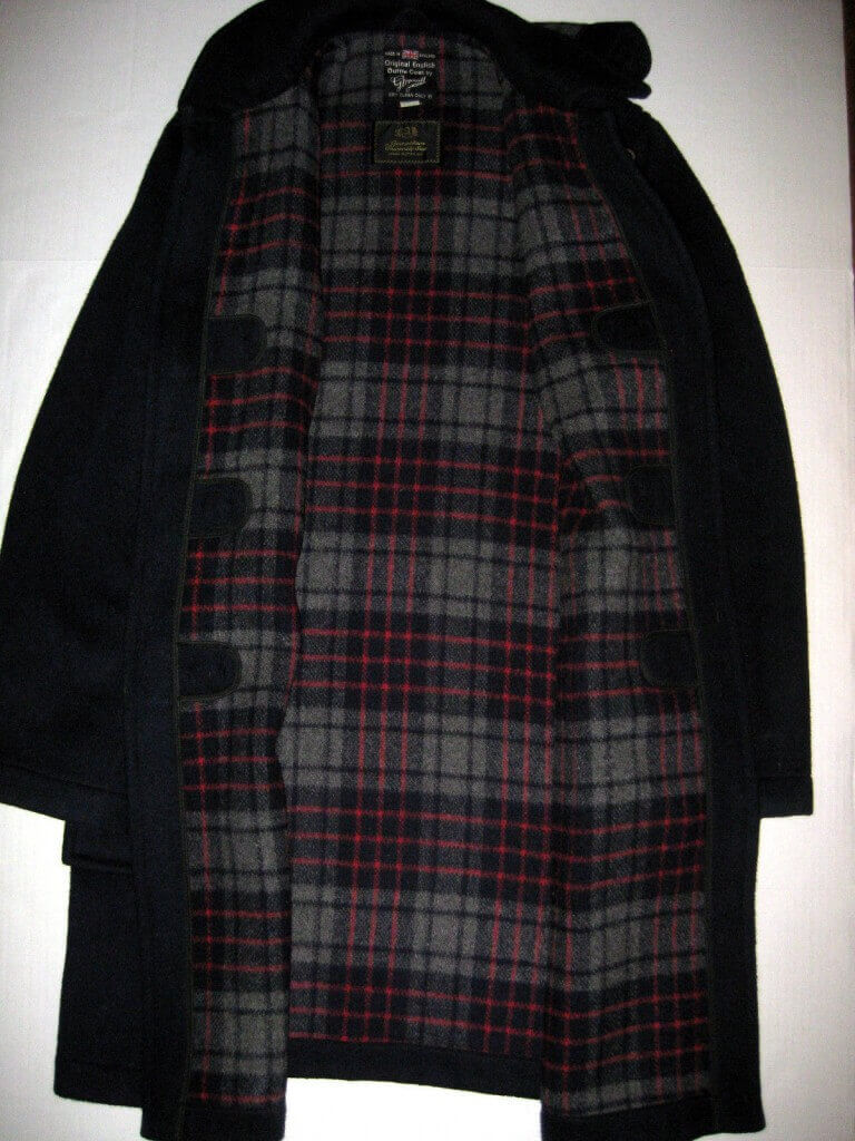 Gloverall Duffle Jacket eBay Paypal Case Resolution