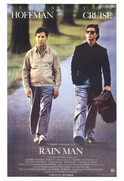 Rainman eBay Item Where Bought Garage Sale Dustin Hoffman Tom Cruise