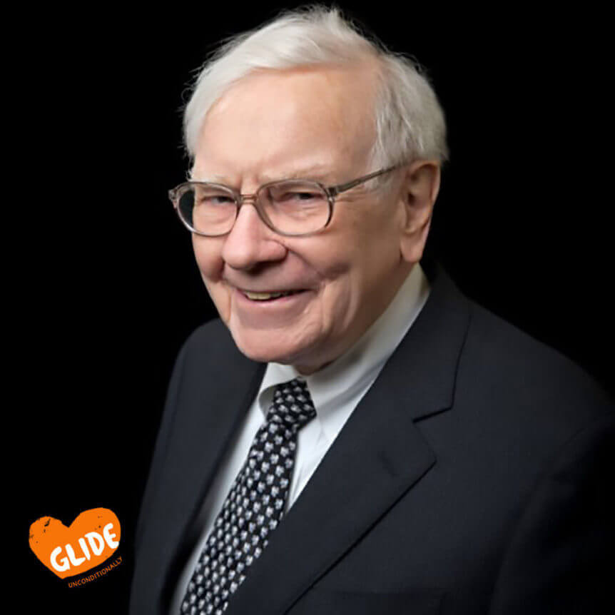 Warren Buffett Power Lunch eBay Glide Charitiy