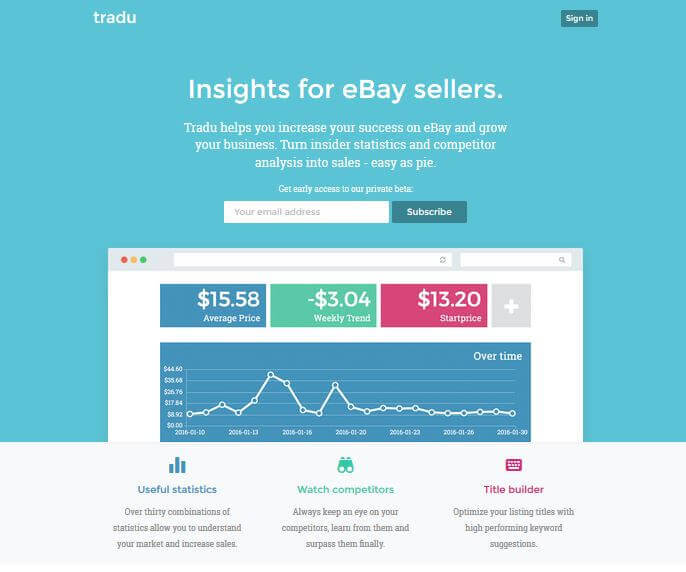 Tradu Review And Beta Invite Giveaway Flipping A Dollar